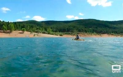 Reportaje en CMM Televisión sobre el Pantano del Vado y senderismo en La Vereda